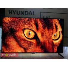 Hyundai H-LED 65EU1311 огромная диагональ, 4K Ultra HD, HDR 10, голосовое управление